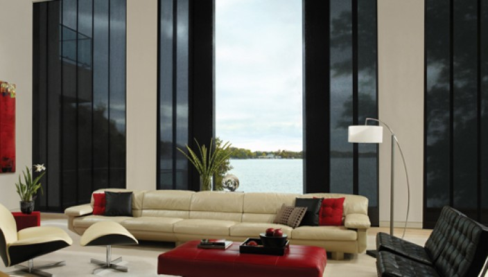 Skyline® Gliding Window Panels