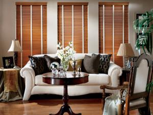 Parkland® Classics™ Wood Blinds