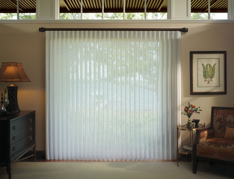 Sliding Glass Doors Privacy Sheers Value Blinds Heirloom